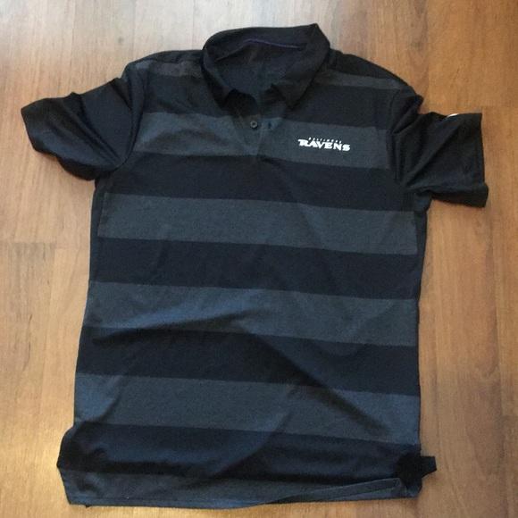 5dc42628 Nike Shirts | Baltimore Ravens Polo | Poshmark